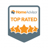 HomeAdvisor Top Rated Icon for Grace Tree Service West Mason